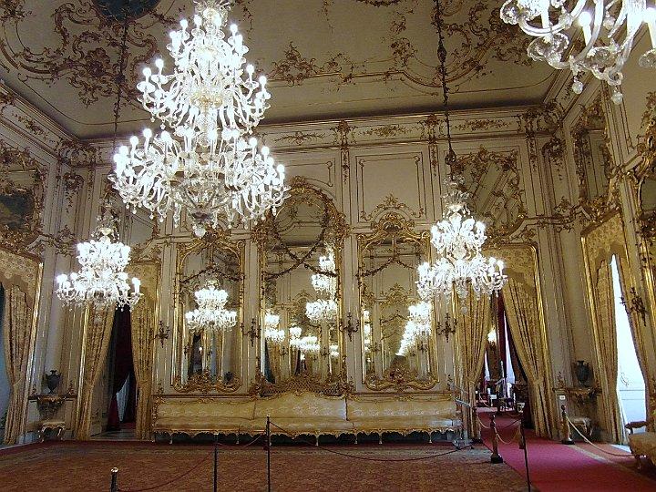 Visita dell 39 uteap al palazzo del quirinale roma 15 3 for Planimetrie del palazzo con sala da ballo